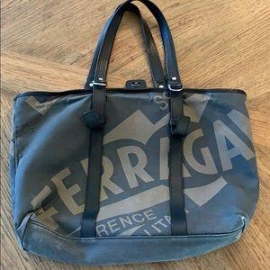 Ferragamo Tote Bag large